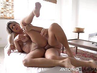 Latina Blonde Milf Katharine Opens Her Backdoor For An Arabian Dick