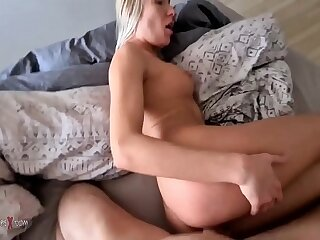 Yes, Yes, My Aunt Fucked My Poor Cock Again. How long to? Family creampie
