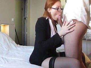 Gorgeous Secretary Wife Cuckolding In Pov