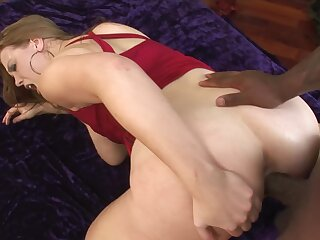 Surely a awe in this manner fine wife to try black hardcore sex