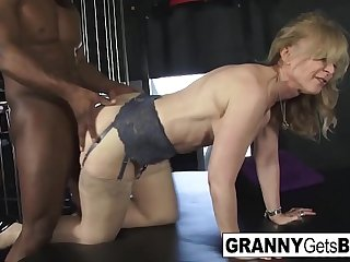 Sexy Grannies succeed in Big Malicious Cocks