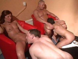 Set inferior people enjoying some for detail orgy and having tons of fun