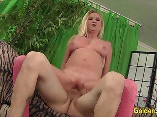 White-headed Slut - Pounding Elder Pussies Compilation Part 10