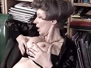 Absolutely Stunning Grenny Getting Fucked with a Cumshot unaffected by Her Tits