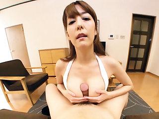 Akari Asagiri in Married Woman With Big Titties - JVRPorn