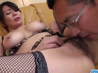 Mind blowing scenes of xxx Japanese with Rei Kitajima - More at javhd.net