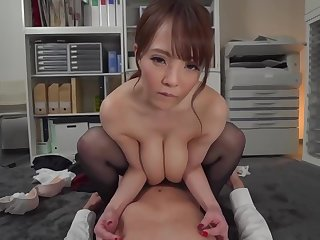 Fabulous sex video MILF exclusive , connected with a part of