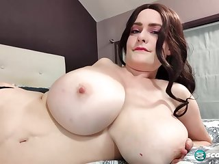 Cleo Is A Busty, Caucasian Woman With Ample Assets, Who Likes To Carry on With Herself Every Girlfriend