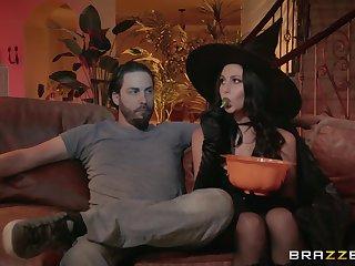 Elegant hardcore primarily Halloween with regard to scenes be advantageous to merciless porn