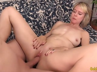 Golden Slut - Missionary Screwing Not far from an Older Generalized Compilation